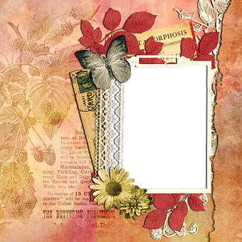 papier do scrapbookingu dwustronny